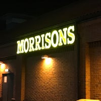 Photo taken at Morrisons by Sam E. on 10/25/2016