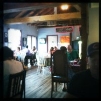 Photo taken at The Boathouse Tea Room by Katie R. on 7/9/2013