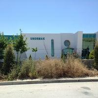 Photo taken at Unormak by Ahmet Yasin Ç. on 6/21/2013