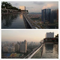 Photo taken at Rooftop Infinity Pool by ArPro B. on 6/9/2013