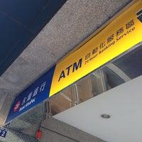 Photo taken at Bank SinoPac by Miyang on 12/6/2013