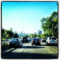 Photo taken at Lake Shore Drive by Mick Y. on 9/19/2012