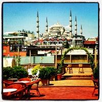 5/20/2013 tarihinde Mick Y.ziyaretçi tarafından Armada Sultanahmet Hotel'de çekilen fotoğraf