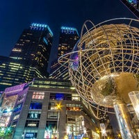 Photo taken at Columbus Circle by Daniel k A. on 7/12/2013