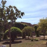 Photo taken at Giardino Dei Novizi by Carlo C. on 4/17/2013