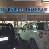 Photo taken at 01 Baran Ocakbaşı by Emrah Ş. on 11/2/2013