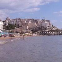 Foto scattata a Spiaggia di Sperlonga da Luca il 9/22/2013