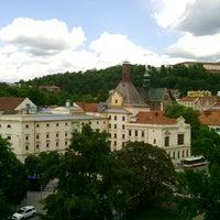 Photo taken at Pivovar Starobrno by El V. on 5/18/2013