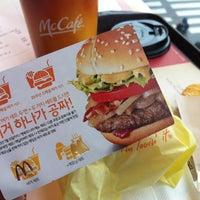 Photo taken at McDonald's by Jihye P. on 6/11/2013