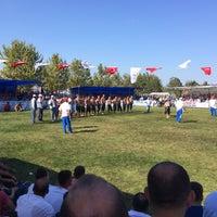 Photo taken at Denizevler Sahil Parkı by Önder T. on 9/15/2016
