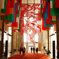 Foto tirada no(a) The John F. Kennedy Center for the Performing Arts por Travel + Leisure em 1/11/2013