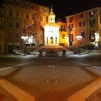 Photo taken at Piazza della Bollente by Simona R. on 5/25/2013