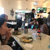 Photo taken at Masonmill Restaurant and Cafe by Kye T. on 5/6/2018