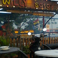 Photo taken at Willy Satay by Salleh M. on 5/10/2013