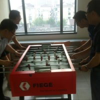 Photo taken at Fiege Far East Office by Eva V. on 7/2/2013