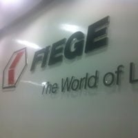 Photo taken at Fiege Far East Office by Eva V. on 5/13/2013