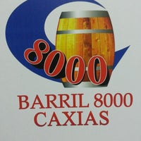 Photo taken at barril 8000 by Weltima F. on 5/1/2013