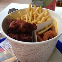 Photo taken at Burger King by Alexandra G. on 8/17/2013