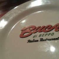 Photo taken at Buca di Beppo by Zeee L. on 5/4/2013