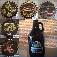 Photo taken at SingleSpeed Brewing Company by Ellen R. on 4/14/2013
