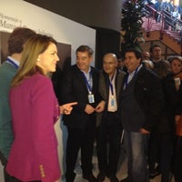 Foto tomada en Pazo de Feiras e Exposicións de Lugo por Manuel B. el 1/19/2013