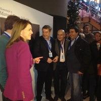 Foto tirada no(a) Pazo de Feiras e Exposicións de Lugo por Manuel B. em 1/19/2013
