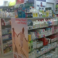 Photo taken at Pure Pharmacy by CQ on 10/12/2012