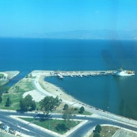 Photo taken at Crowne Plaza by Buğra G. on 8/10/2013