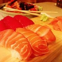 Photo taken at Tokyo Sushi Bar by Mariela C. on 2/10/2013