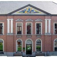 Photo taken at Kunstacademie Wetteren by Wouter V. on 5/25/2013