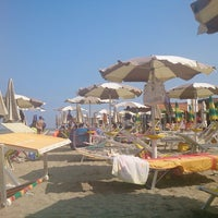 Photo taken at Lido di Spina by Wouter V. on 7/16/2013
