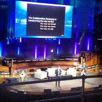 Photo taken at LeWeb London by Tilly K. on 6/6/2013