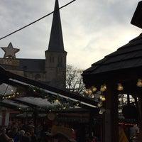 Photo taken at Weihnachtsdorf by Markus K. on 11/25/2017