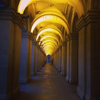 Photo taken at Melbourne's GPO by OrganicManDigitalWorld on 10/15/2013