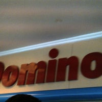 Photo taken at Dominos Pizza by Parth S. on 5/17/2013