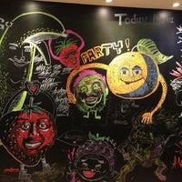 Photo taken at WooGo Juice by Symbol W. on 8/11/2013