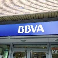 Photo taken at BBVA Oficina by Fernando G. on 6/7/2013