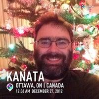 Photo taken at Kanata by Jason D. on 12/27/2012