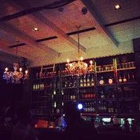 Photo taken at LMNT [Element] Drink & Eat by Steven C. on 2/1/2013