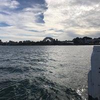 Photo taken at Jones Bay Wharf by Guilherme C. on 10/31/2017