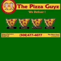 Photo taken at The Pizza Guyz by Tom F. on 2/7/2013