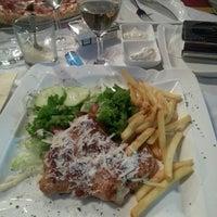 Photo taken at Pizzeria Da Toni by Katarina E. on 6/21/2014