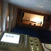 Photo taken at Sifa Universitesi Konferans Salonu by Berkcan Z. on 3/2/2016