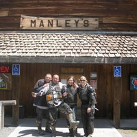 Photo taken at Manley's Tavern by Shannon S. on 6/18/2013