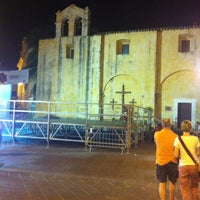 Photo taken at Piazza Sas Animas by Gustavo D. on 7/21/2013