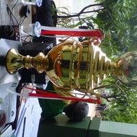 Photo taken at SMAN 6 Bekasi by dhea c. on 4/21/2013