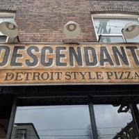 Foto scattata a Descendant Detroit Style Pizza da Casey P. il 1/3/2018