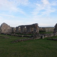 Photo taken at Mattersey Priory by Kristine L. on 9/21/2013