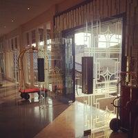 Photo taken at Sheraton Bandung Hotel & Towers by Farina B. on 1/25/2014