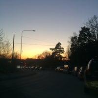 Photo taken at Rindö by Sándor B. on 2/27/2016